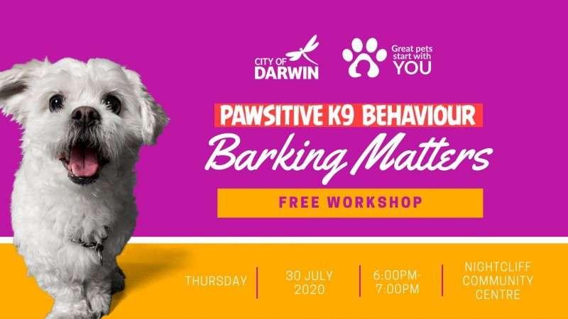 barking workshop thirtieth july