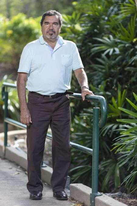 Alderman Peter Panquee of Chan Ward