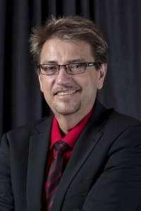 Alderman Gary Haslett