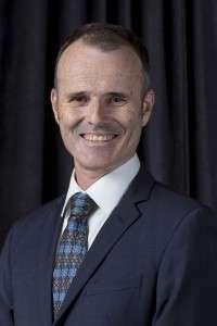 Alderman Simon Nibblock of Lyons Ward