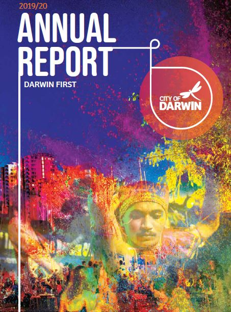 Cover of 2019-20 Annual Report